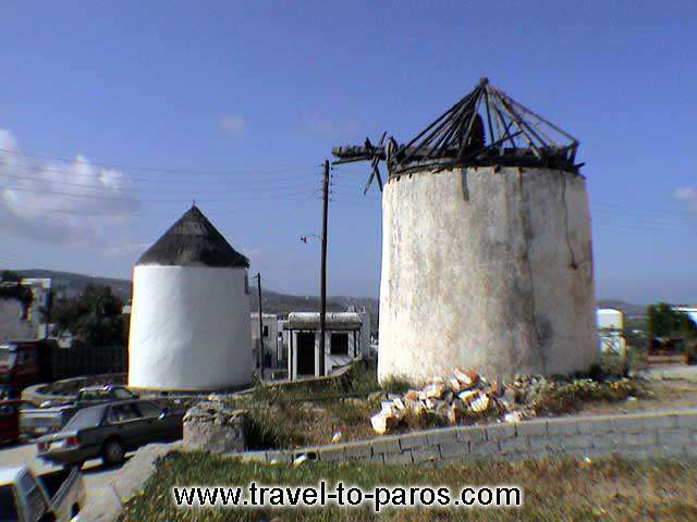 MARPISSA - Marpissa is a traditional village. The old windmills constitute part of his history.