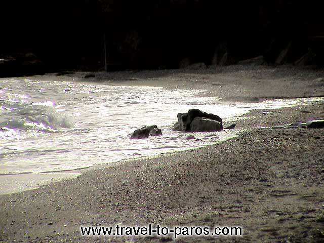 Drios - Rock in the sea