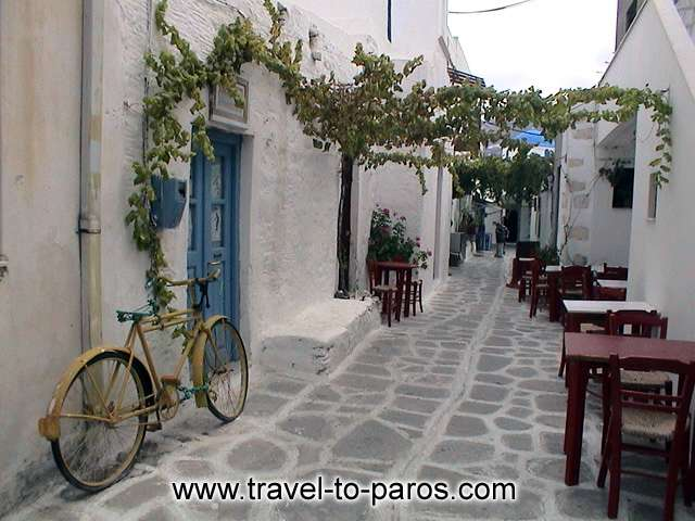The past is still alive and travels in the seasons. PAROS PHOTO GALLERY - PARIKIA PAROS