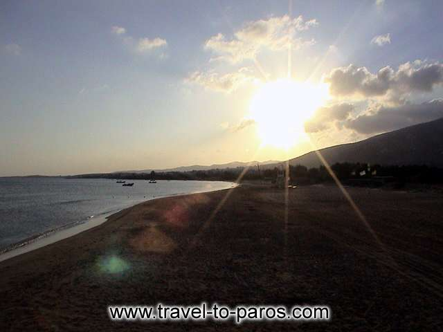 GOLDEN BEACH - Enjoy the sunset from the Golden beach.