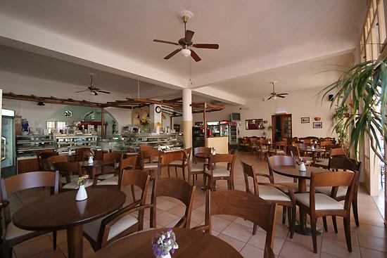 Alipraprantis Cafe - Inside View CLICK TO ENLARGE