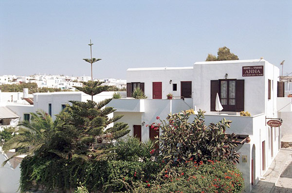 ANNA PENSION IN  Naoussa