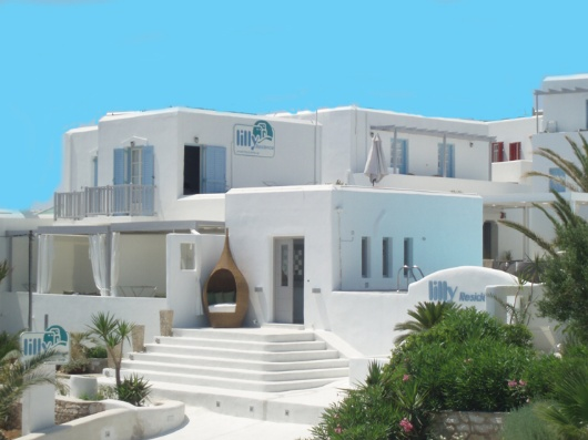 LILLY RESIDENCE IN  Naoussa