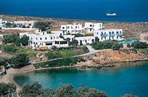 PAROS BAY HOTEL IN  Parasporos Parikia
