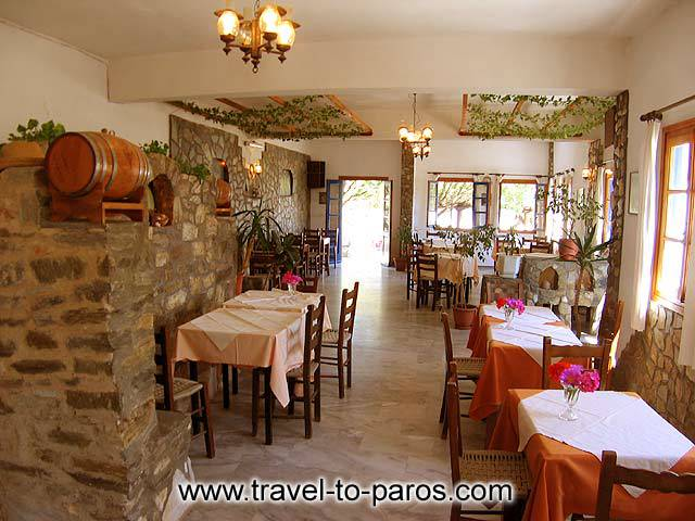 Have your lunch or your dinner in our beautifuly decorated restaurant. CLICK TO ENLARGE