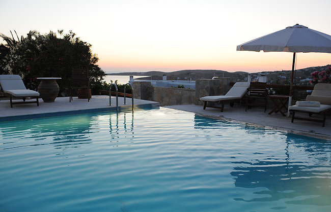 PAROS PALACE HOTEL IN  Parikia