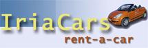 IRIA CARS IN  Parikia