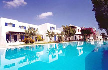 BOUDARI BUNGALOWS HOTEL IN  Drios, Golden Beach