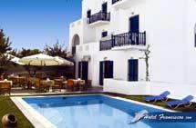 FRANGISCOS HOTEL IN  Livadia Paroikia