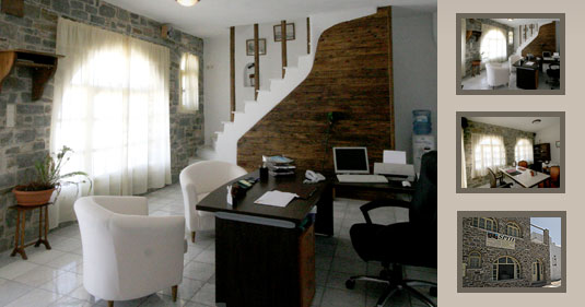 SPITI REAL ESTATE IN  Naoussa - Paros