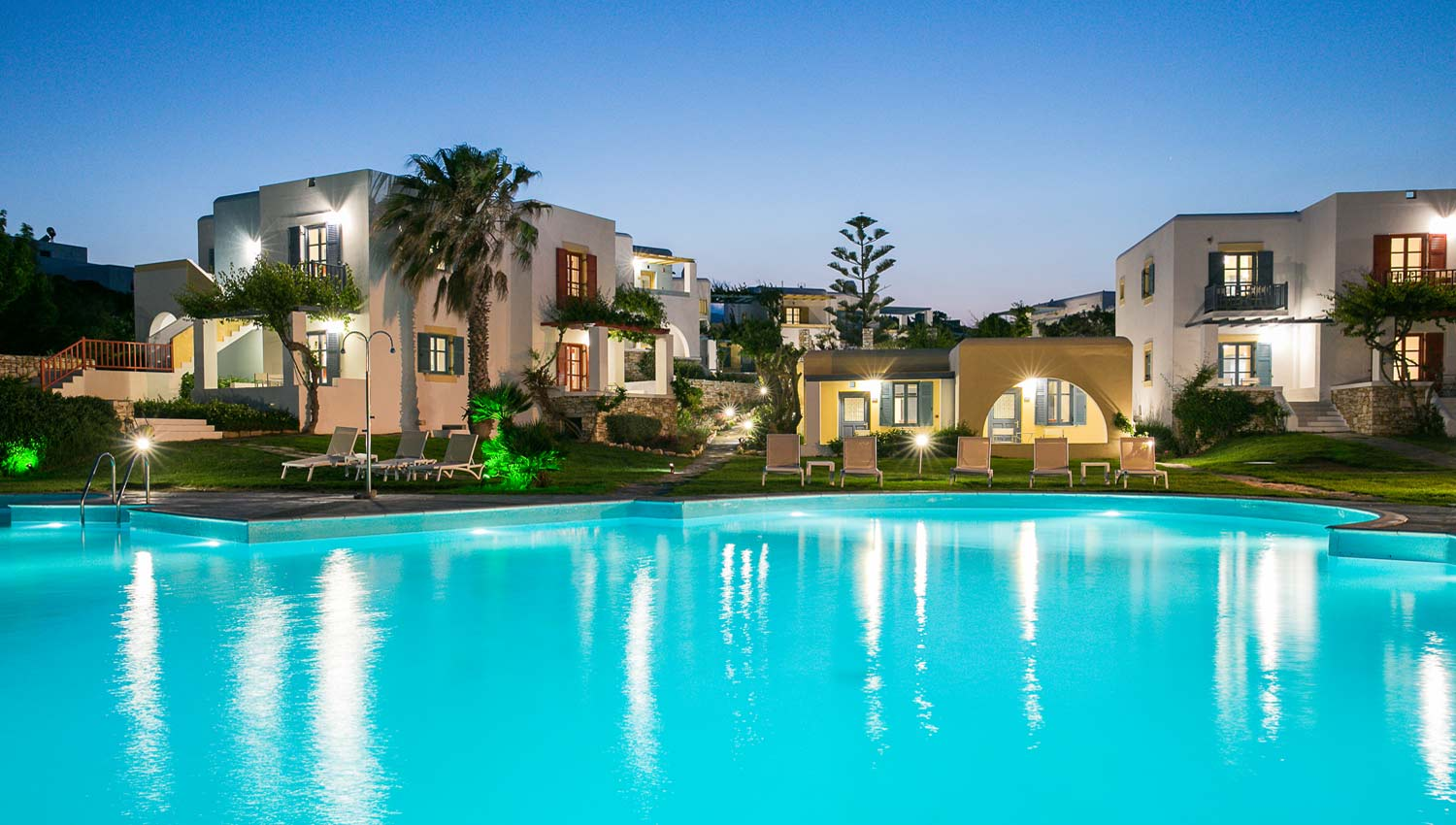 ACQUA MARINA RESORT IN  NEW GOLDEN BEACH