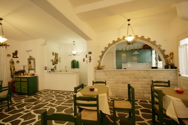 JASMINE ROOMS IN  Paroikia