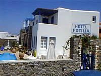 FOTILIA HOTEL IN  Naoussa