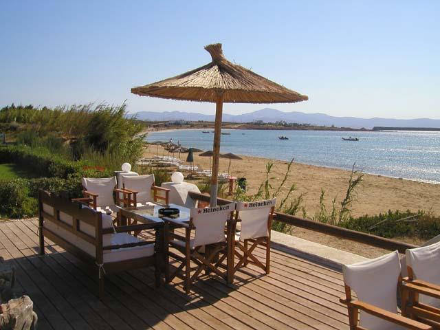 AMARYLLIS HOTEL IN  Chryssi Akti