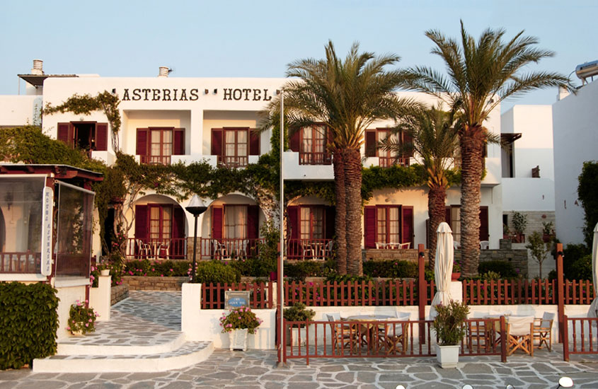 ASTERIAS HOTEL IN  PARIKIA