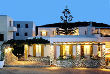OSTRIA APARTMENTS IN  Naoussa