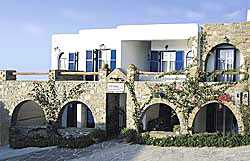 STEFANO APARTMENTS IN  Paliomilos - Naoussa